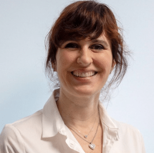 Docente Núria Sáez en Nus Agency