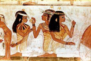 Escenas de la tumba tebana de Najt
