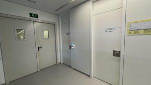 Imagen hospital. Nus Agency